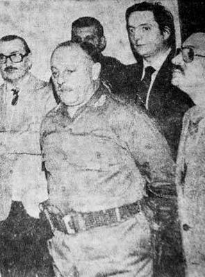 Clarin y su apoyo a la dictadura militar, en imagenes.